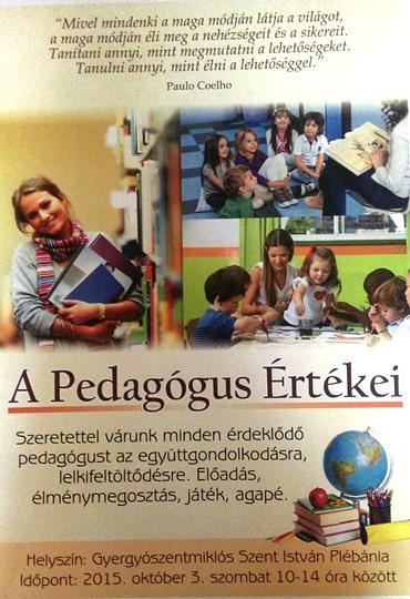 pedagogus lelkinap 2015